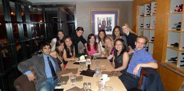 Teresa Teodori - Senior Year Birthday Dinner