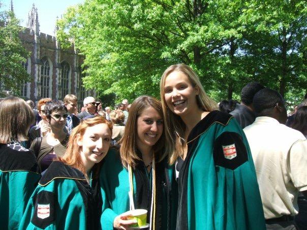 Lindsey Grossman - WashU Graduation 2007